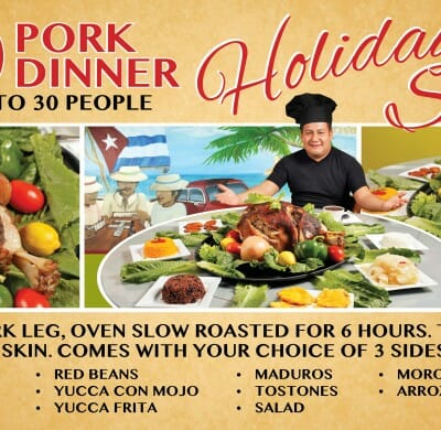 HS Pork Leg Holiday Special web header